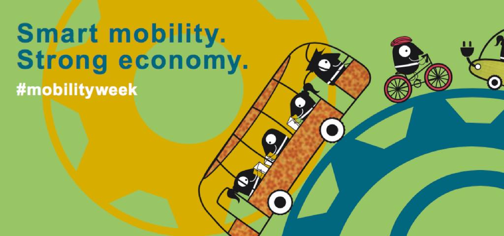 Semana Europeia da Mobilidade, Cartrack, Dia Europeu sem Carros, Mobilidade Inteligente