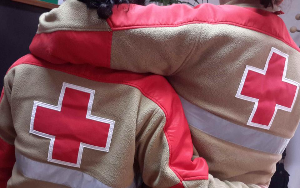 Cruz Vermelha Abrantes poupança combustível cartrack