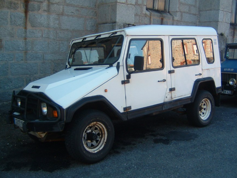 umm, carros portugueses