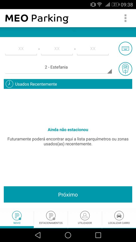 Cartrack, Cartrack Portugal, Sempre em Controlo, Estacionamento, Parquímetro, Aplicações