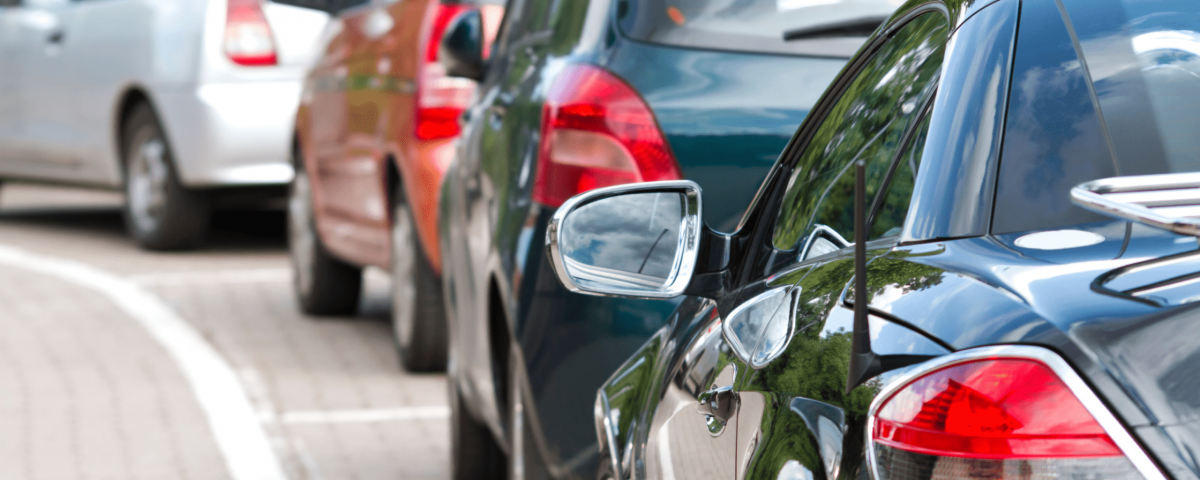 carros roubados estacionados